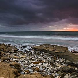 Peter Tellone - Rocky Coast