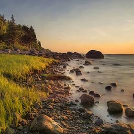 Robin-lee Vieira - Rocky Point Sunset