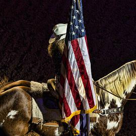 Stephen Stookey - Rodeo Patriotism