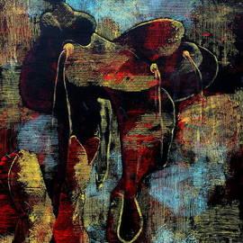 Robert D McBain - Rodeo Queen