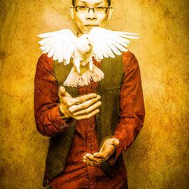 Thomas Churchwell - Rogue Poster
