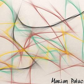 Marian Palucci - Roller Coaster Abstract