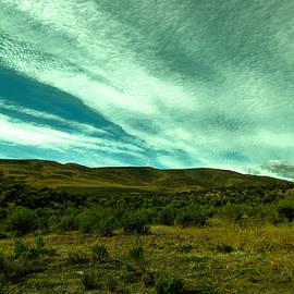Jeff Swan - Rolling hills