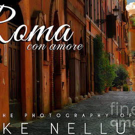 Mike Nellums - Roma coffee table book cover