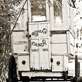Scott Pellegrin - Roman Candy Cart