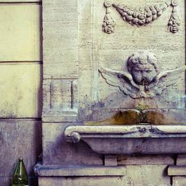 Sonja Quintero - Roman Fountain of Wine