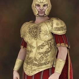 Nelieta Mishchenko - Roman Soldier