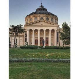 Adriano La Naia - Romanian Athenaeum, Ateneul Român -
