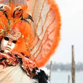 Natalia Macheda - Romantic venetian mask