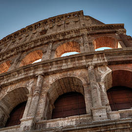 Lance Vaughn - Rome - The Colosseum 003