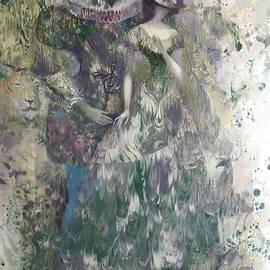 Valentina Kondrashova - Romeo and Juliet. Monotype