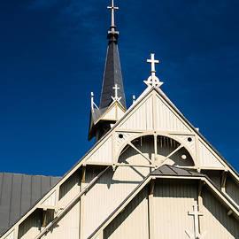 Jukka Heinovirta - Roof Of The Wooden Church