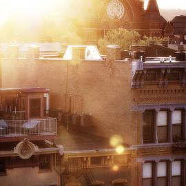 Mirian  Hubbard - Rooftops 2