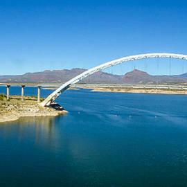 Barbara Zahno - Roosevelt Bridge - Panorama