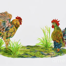 Olga Hamilton - Rooster Talk