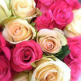 Wonju H - Rose Bouquet