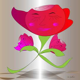 Iris Gelbart - Rose