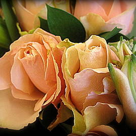 Bonita Brandt - Rose Lily Bouquet