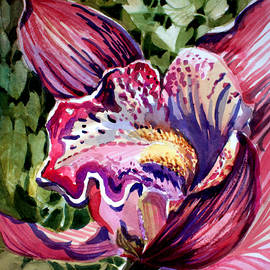 Mindy Newman - Rose Orchid