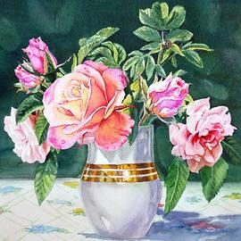 Irina Sztukowski - Roses Under The Sun
