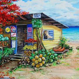 Karin Kelshall- Best - Rosies Beach Cafe