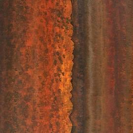 Sol Luckman - Rough Timber original painting