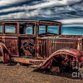 Jon Burch Photography - Route 66 Car