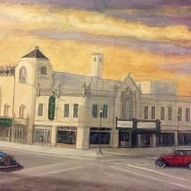 Larry E Lamb - Route 66 Coleman Theatre beautiful Miami Oklahoma