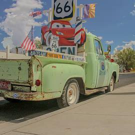 Darrell Foster - Route 66 Dodge truck