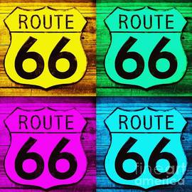 Robert ONeil - Route 66 Funked 002