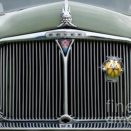 Carl Shellis - Rover 80 P4