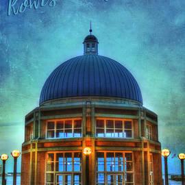 Joann Vitali - Rowes Wharf Gazebo - Boston
