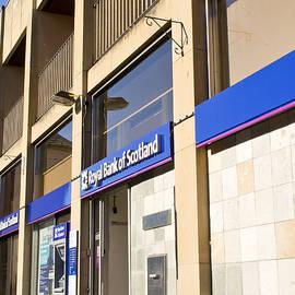 Royal Bank of Scotland - Tom Gowanlock