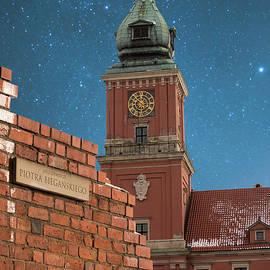 Royal Castle and city wall - Juli Scalzi