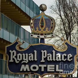 Steven Parker - Royal Palace Motel