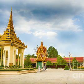 Rene Triay Photography - Royal Palace Phnom Penh Cambodia 2