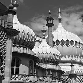 Venetia Featherstone-Witty - Royal Pavillion Brighton Onion Domes