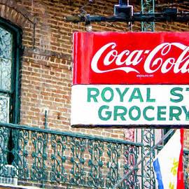 Nancy Forehand - Royal Street Coke Sign