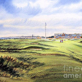 Bill Holkham - Royal Troon Golf Course