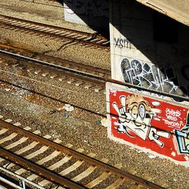 Karol  Livote - RR Track Art