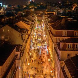 Joan Carroll - Rua Agusta Lisbon Night