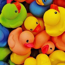 Daniel Thompson - Rubber Duckies