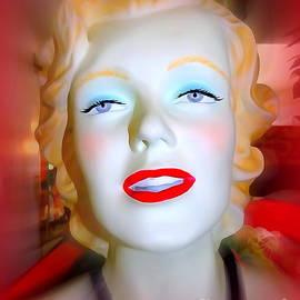Ed Weidman - Ruby Lipped Marilyn