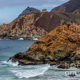 DJ Laughlin - Rugged California Shores