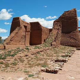Jeff  Swan - Ruins at Pecos