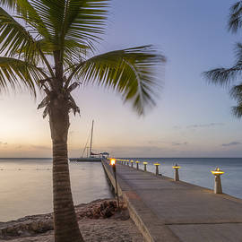 Adam Romanowicz - Rum Point Pier at Sunset