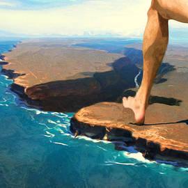 Jack Zulli - Running On The Edge