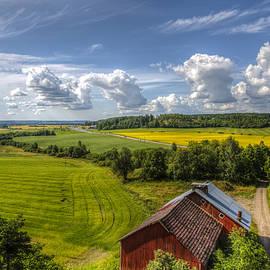 Veikko Suikkanen - Rural Landscape