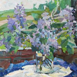 Juliya Zhukova - Rural lilac