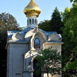 Elzbieta Fazel - Russian Orthodox Church in Baden-Baden Germany